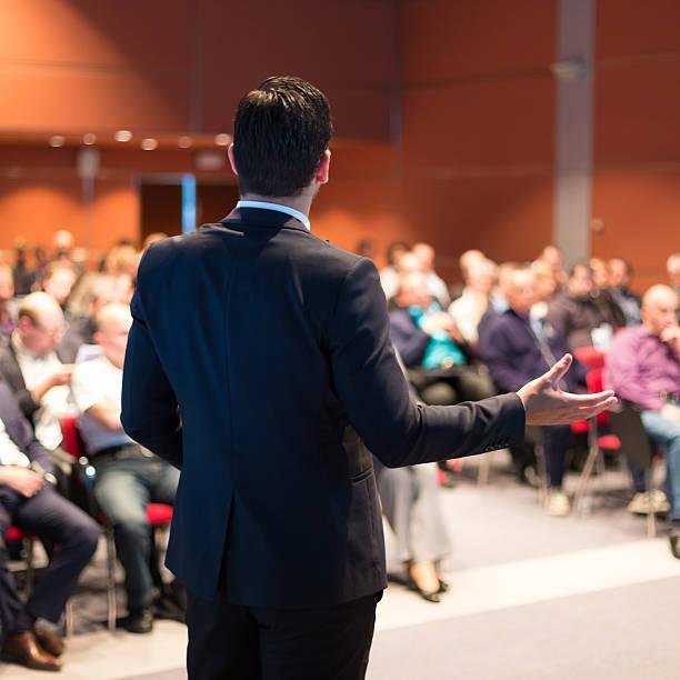 presentazione audience speaker