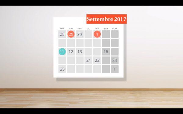 Presentazione Prezi Calendario Agenda