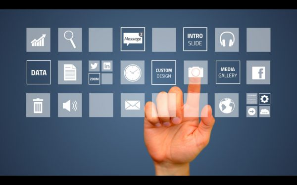 Presentazioni Prezi Touchscreen Elegante