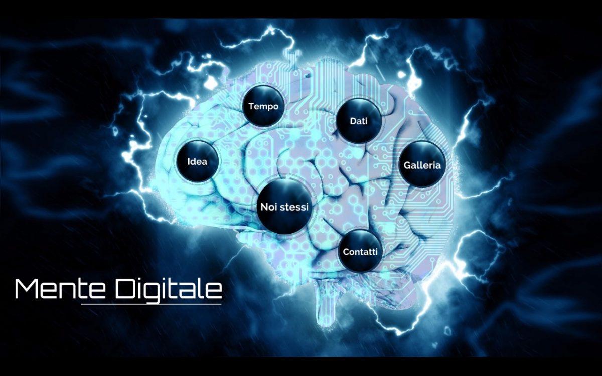 home page presentazione Mente Digitale
