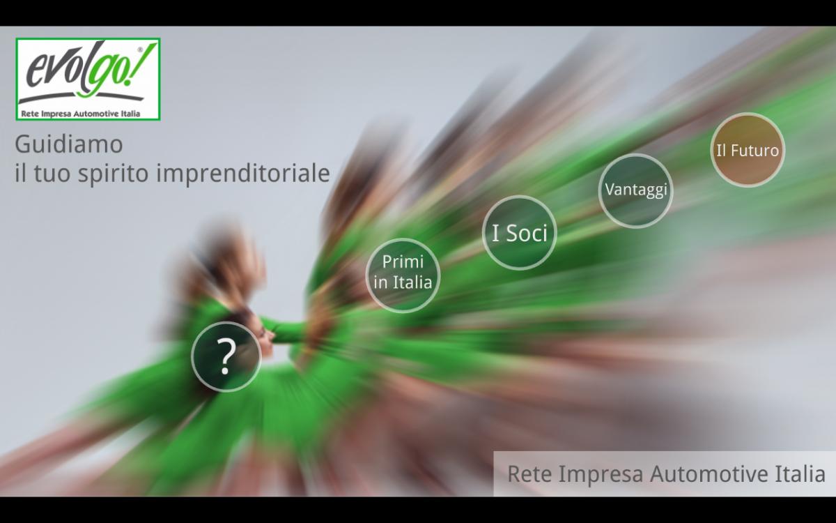 Evolgo Rete Impresa Automotive
