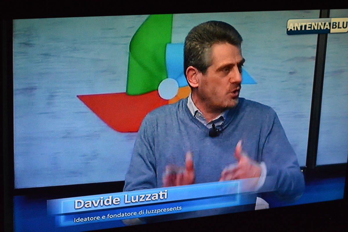 Immagine intervista Davide Luzzati