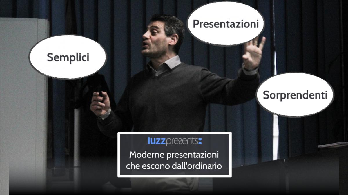 Luzzpresents Davide Luzzati