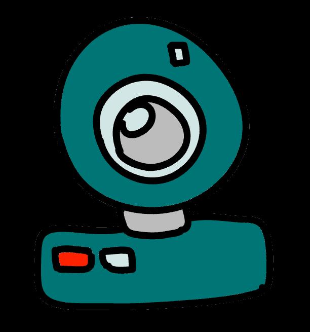 Corso online immagine webcam